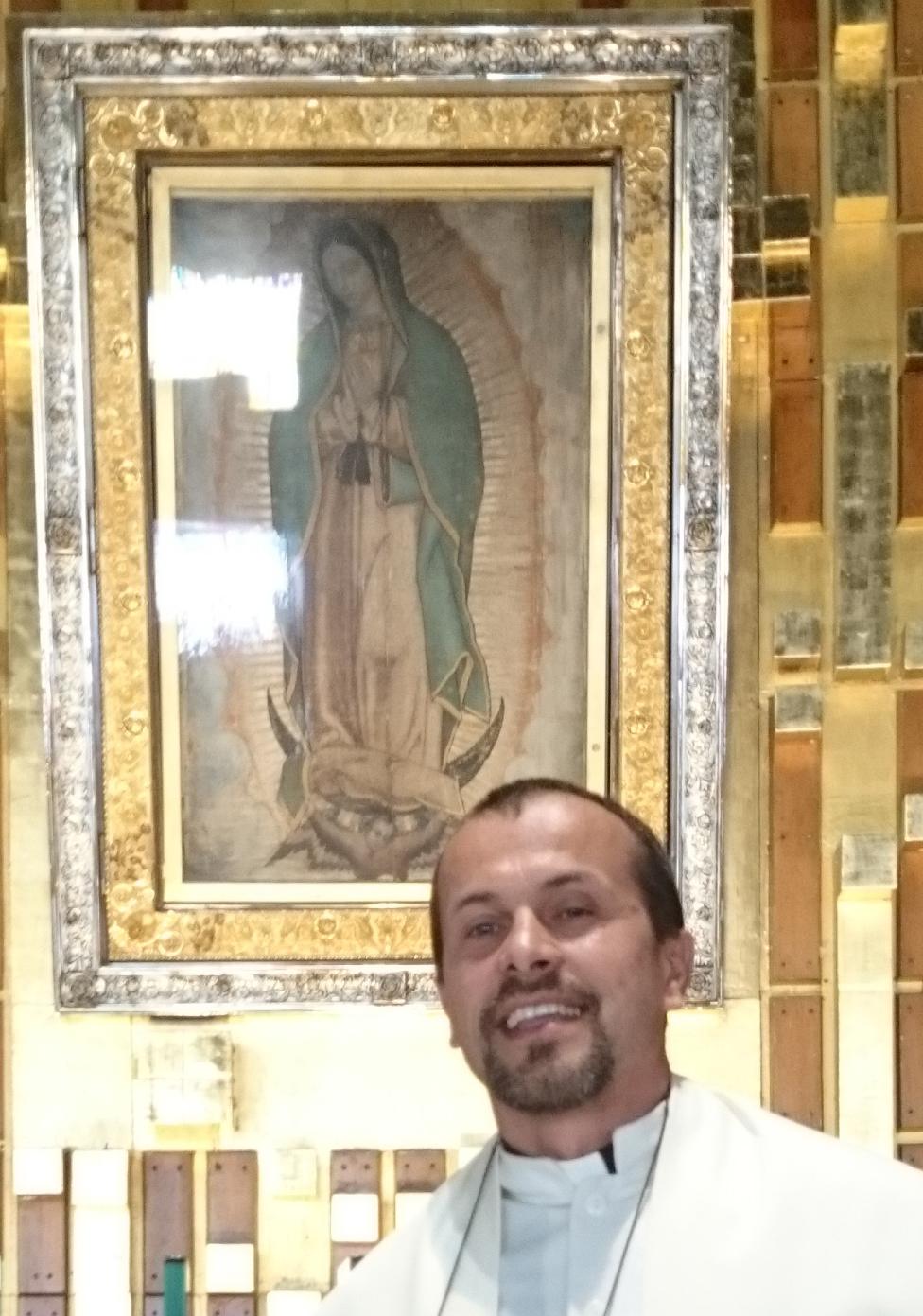 Księża w Sanktuarium