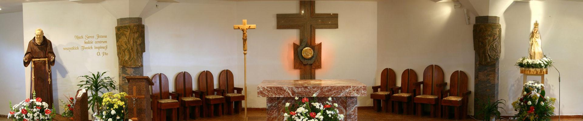 Sanktuarium Świętego Ojca Pio